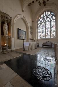 Ledgers - Bouchon Chapel Norwich Cathedral - image (c) Dr Roland Harris